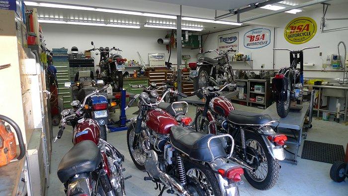 Job Cycle | Antique British motorcycle parts